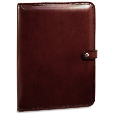 milano-letter-size-writing-pad-with-snap-closure-color-cherry-by-jack-georges