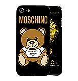 EpbyM This Is Not A Moschimo Toy Moschimo Logo iPhone 7/8 Plus Custodia, Custodia Cover Slim Anti...