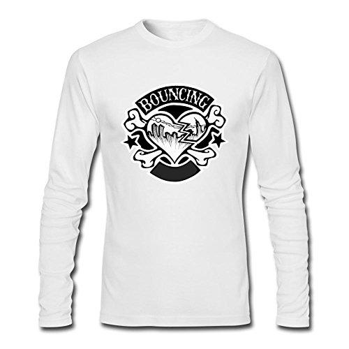 UKCBD -  T-shirt - Uomo bianco XXX-Large - Ghost House Flag