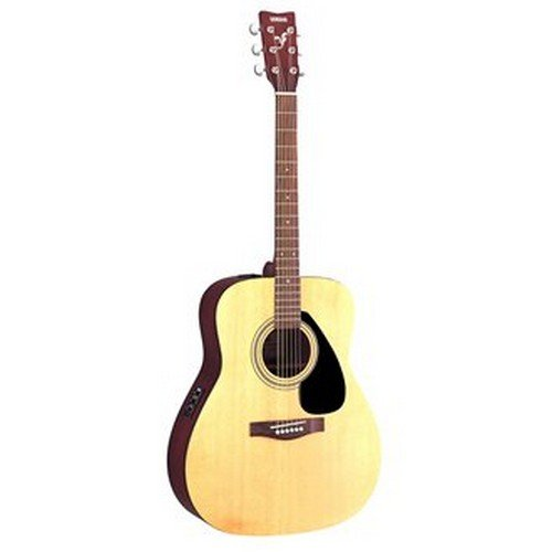 Yamaha FX310A Full Size Electro-Acoustic Guitar, Natural
