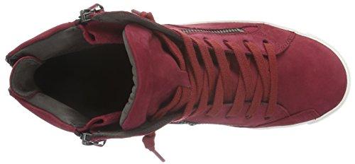 Kennel und Schmenger Schuhmanufaktur - Queens, Scarpe da ginnastica Donna Multicolore (Mehrfarbig (Blood/Gun Sohle Weiss 679))
