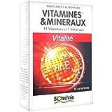 Biotechnie Vitamines & Minéraux 40 Comprimés