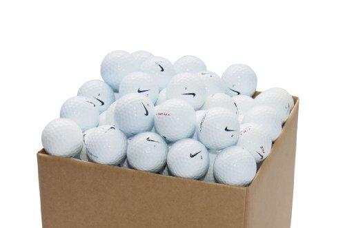 Second Chance Premium Nike 100 balles de golf recyclées de...
