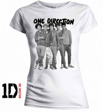 One Direction Boy Band pour homme XL