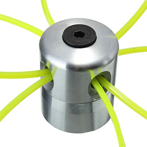 Calli Herbe en aluminium universel trimmer nylon ligne bobine jardin strimmer raccord tondeuse