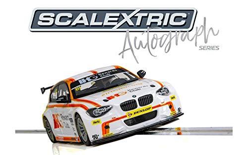 Scalextric C3784AE Autograph Series BTCC BMW 125 -