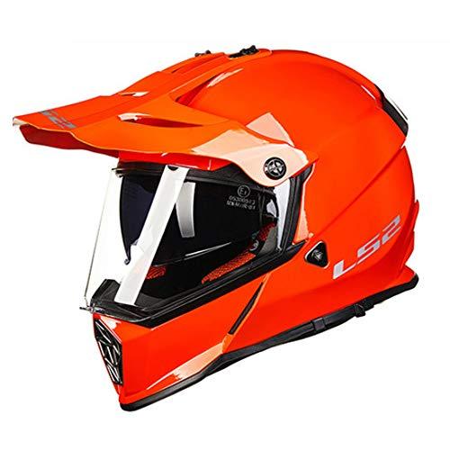 Motocross Kids Kinderhelm-ECE-Zertifizierung Jugend Quad Crash DH Vollgesichts Offroad Downhill Dirt Bike MX ATV Motorradhelm für Jungen Mädchen,XXL