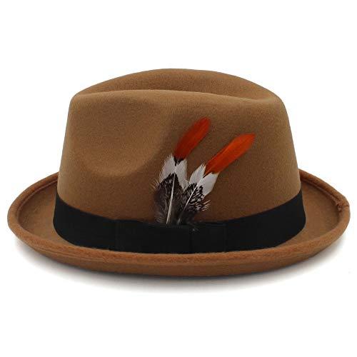 HYF Cappello in Maglia Piatta da Uomo in Pura Lana Top Cappello da Baseball  Vintage retrò 69549627ff2e