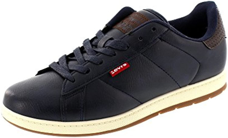 Levi's Schuhe Sneaker Declan millstone Navy Blue 228007 794 17 W18 LVSS
