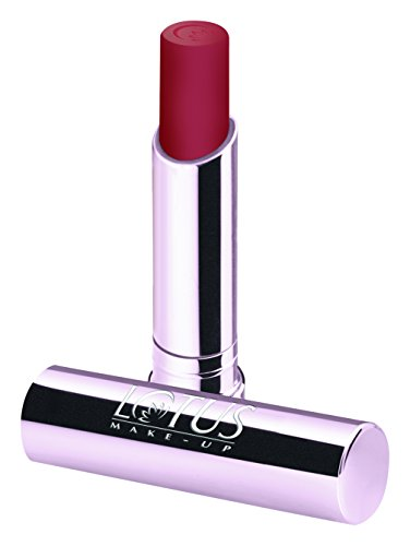 Lotus Makeup Ecostay Long Lasting Lip Color, Wine and Rum, 4.2g
