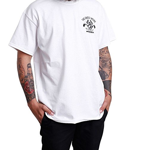 The Ghost Inside Torch White - T-Shirt-Large