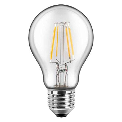5 Stück LED Filament Lampe Glühlampen-Form GLAS 5 Watt