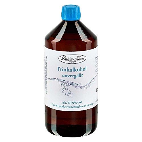 2 x 700ml Primasprit / Trinkalkohol / Weingeist / Ethanol 69.9% Vol. Alc. in brauner PET Flasche mit...