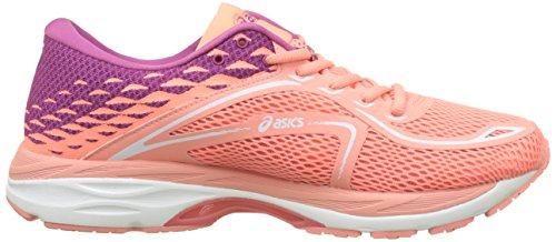 Asics Gel-Cumulus 19, Scarpe Running Donna Rosa (Begonia Pink/begonia Pink/baton Rouge 0606)