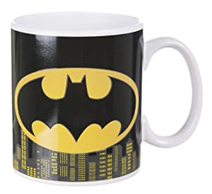 Batman tasse thermomagique avec bote cadeau