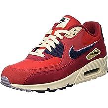 on sale 624c2 2ec36 Nike Air MAX 90 Premium Se, Zapatillas de Gimnasia para Hombre