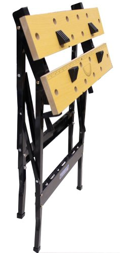 100 kg Werkbank Klappbar Werktisch Spanntisch Arbeitstisch Werkstatt - 4