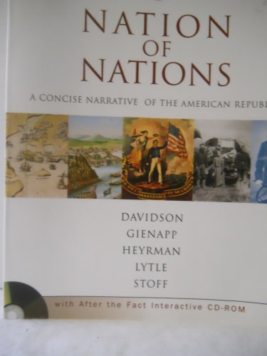 Nation of Nations: A Concise Narrative of the American Republic