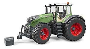 BRUDER 04040 modelo de vehículo de tierra Previamente montado Modelo a escala de tractor 1:16 - Modelos de vehículos de tierra (Previamente montado, Modelo a escala de tractor, 1:16, Fendt 1050 Vario, Acrilonitrilo butadieno estireno (ABS), Principiante)