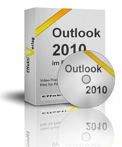 Microsoft Outlook 2010 im Beruf, Video-Training in Full-HD auf DVD