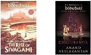 The Rise of Sivagami + Chaturanga (Baahubali: Before the Beginning - Book 1 & 2) (Set of 2 Bo