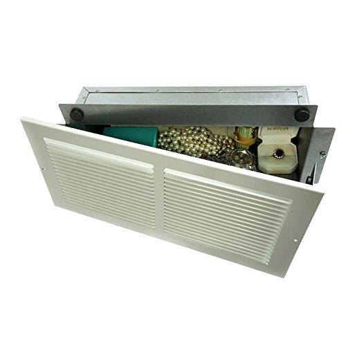 Productos de grado profesional WS1 seguros para la pared, oculto como ventilación de aire en la luz...