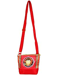 The Great Indian Mela Messenger Sling Bag - Buddha