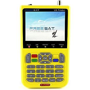 Schwaiger SF9000011 SAT-Finder Plus: Amazon.de: Elektronik