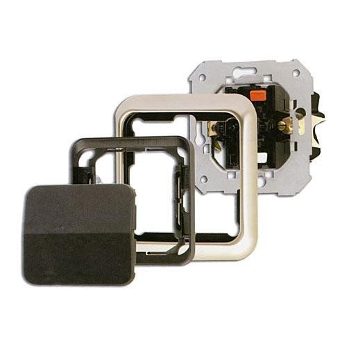 Simon M113518 - Tecla 2 interruptor conmutador blanco 75