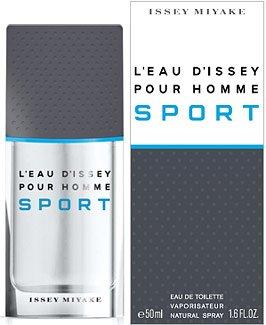 L'EAU DISSEY POUR HOMME SPORT BY ISSEY MIYAKE ~ 1.6 - 50ml Eau de Toilette NIB Homme Cologne