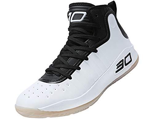 SINOES Männer Basketball Schuhe High-Top-Dämpfung Licht Anti-Skid AtmungsAktive Outdoor-Sportschuhe Man SneakersHerren Damen