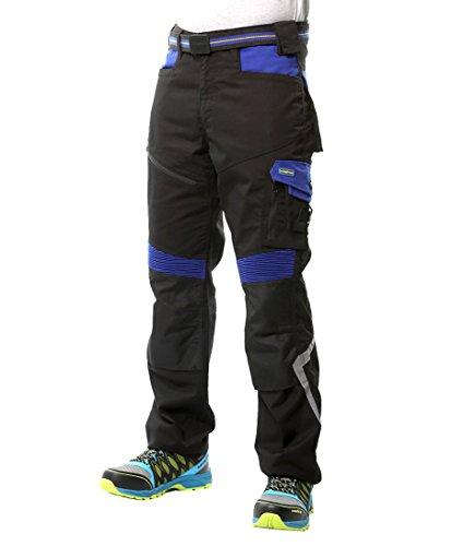 Goodyear, Workwear Flex-Knee Arbeitshose, Größe: W36/33L mit Kniepolster (GYKP006)