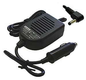 Asus VivoBook F200CA Chargeur Adaptateur CC pour voiture (allume cigare)