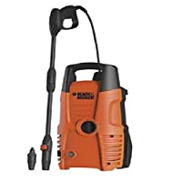 Black & Decker 1300W 100 Bar Pressure Washer - PW1300S-B5