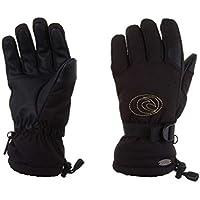 Rip Curl Rider Gloves Women, Color: Jet Black, Size: L