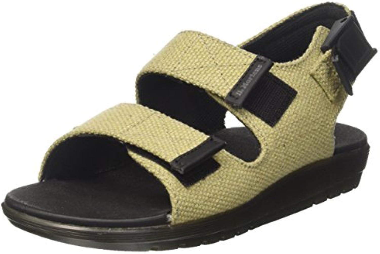 le dr martens hommes & & & eacute; crewe bout ouvert sandales b078rph3lj parent 59423e