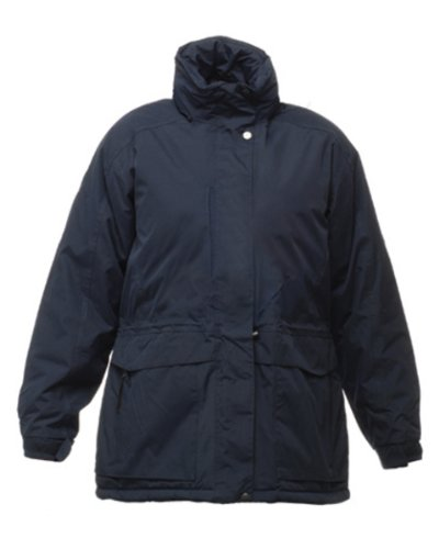 Mesdames Regatta Darby II jacket-tra355 Bleu marine/bleu marine