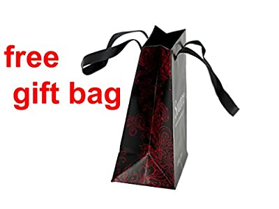 taport® Pokemon cuarzo reloj negro banda de silicona + libre batería de repuesto + libre bolsa de regalo de TAPORT®