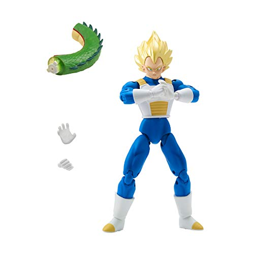 Dragon Ball Super Figura de Goku de Dragon estrellas Super Saiyan Vegeta