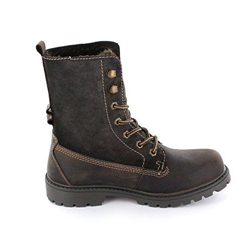 Dockers by Gerli Damen 19pa338-300910 Boots Chocolate Brown