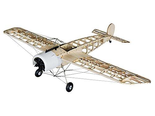 Fokker E.III Eindecker WW1 Fighter Laser Cut Balsa Kit 1520mm - Hobbyking