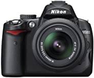 Nikon D5000 + AF-S DX NIKKOR 18-55mm (Ricondizionato) )