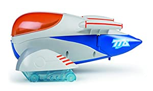 Miles de Disney a Partir de mañana Estrella Jetter Playset vehículo con la Figura
