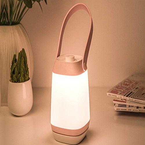 MIAO La Belle Veilleuse Lampe Rechargeable Oculaire Lumière Douce Allaitement