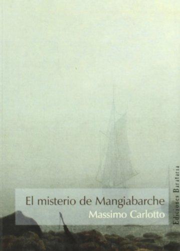 El misterio de Mangiabarche (Mar negro)