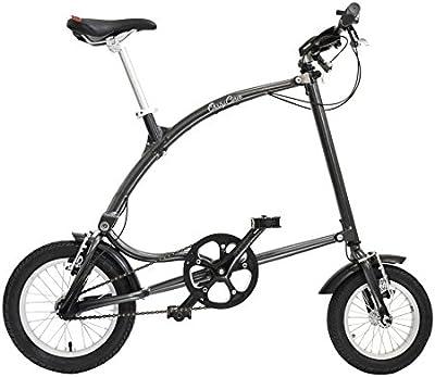 Ossby Curve - Bicicleta plegable