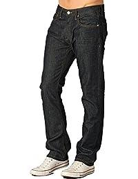 JACK & JONES CLARK AT 529 Jeans  Droit Monochrome Homme