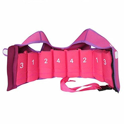 Titop Schwimmhilfe für Kind für Neue Schwimmunterricht für Kind Lila große Kinder Zwischen 5-8 Jahren