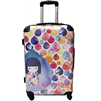 Kimmidoll, Bagage cabine Multicolore coloris assortis