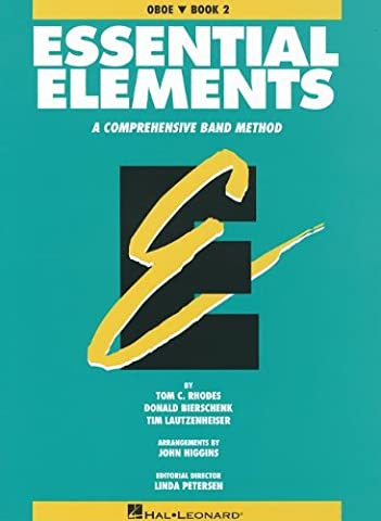 Essential Elements: Oboe, Book 2: A Comprehensive Band Method